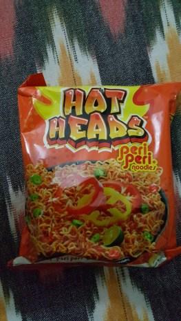 @zarahatkeblog - Maggi Hot Heads - Peri Peri