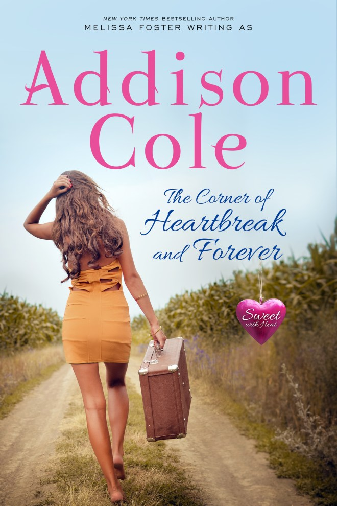 The Corner of Heartbreak and Forever Book Cover