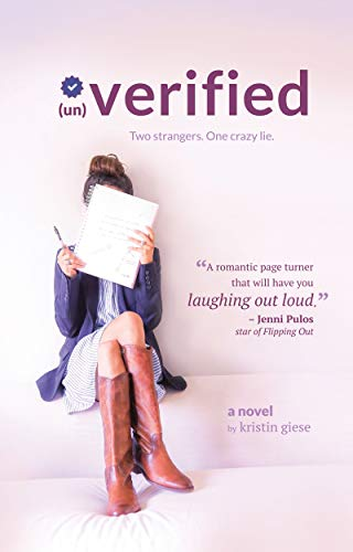 unVerified Book Cover