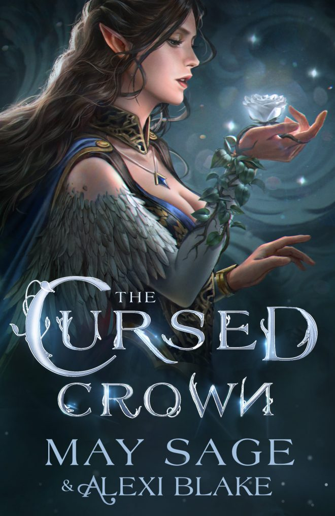 The Cursed Crown Book Cover