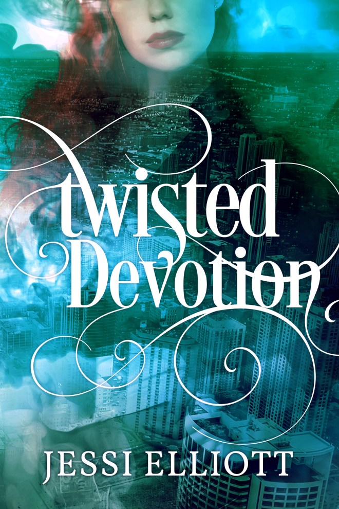 Twisted Devotion Book Cover