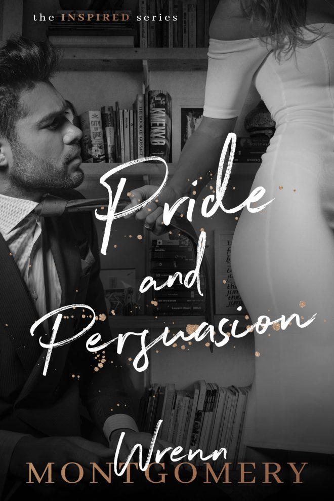 Pride and Persuasion Book Cover