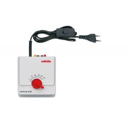 Regulador analogico + transformador en Alterna. Marca Marklin, Ref: 66471.