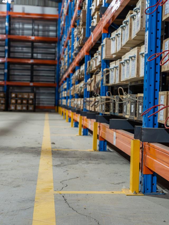 Warehousing & Yard Storage Services