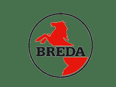 Brands we procure: BREDA