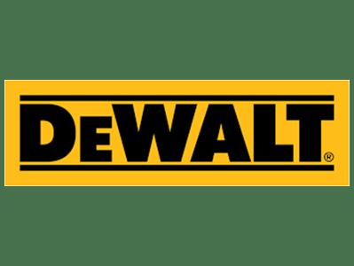 Brands we procure: DeWalt