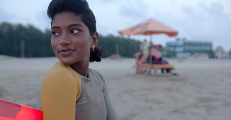 Bengali surfer Nasima Akter talks to Zardozi Magazine