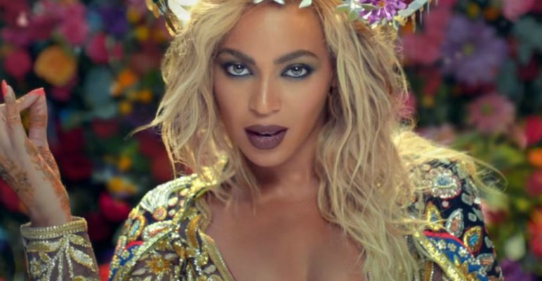Beyonce Coldplay Hymn for the Weekend
