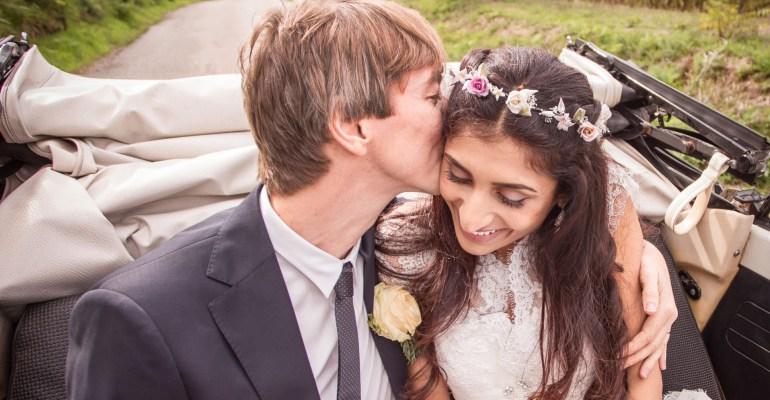 Mariya & Sebastian Wedding for Zardozi Magazine