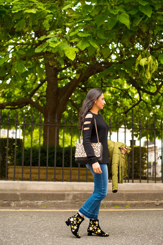 London Winter Style Tips: Statement Boots; Isha's Verdict