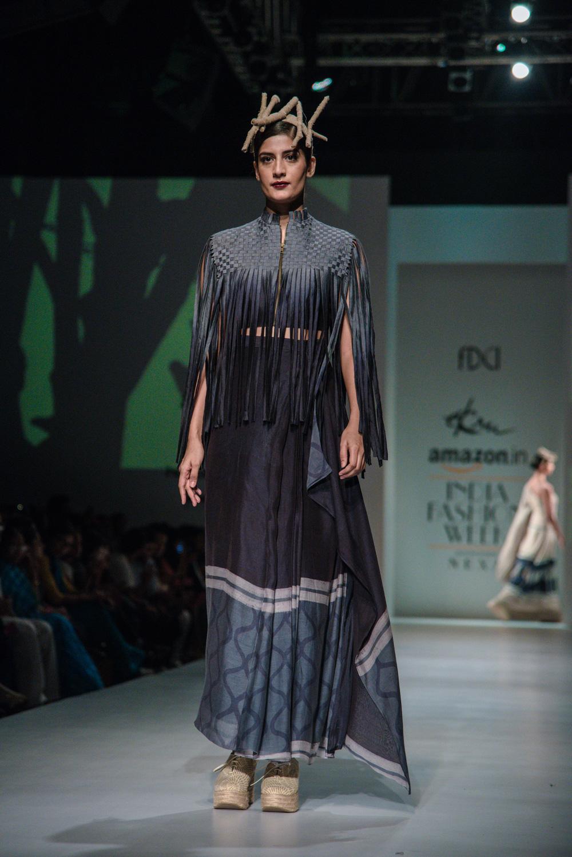 Ekru by Ektaa FDCI Amazon India Fashion Week Spring Summer 2018 Look 15