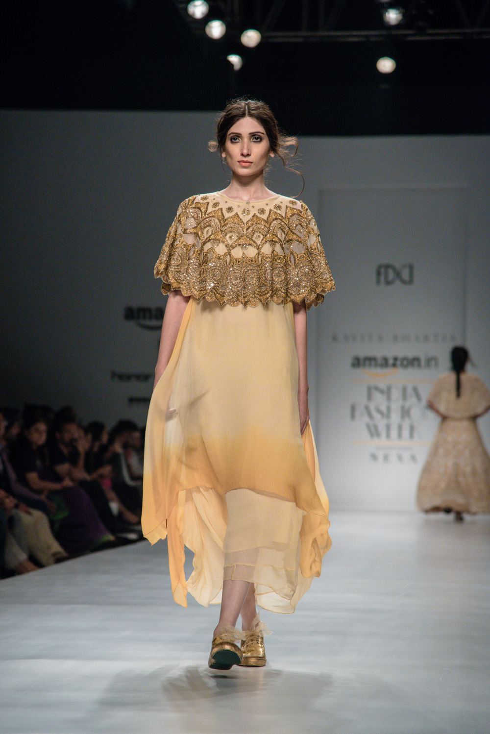 Kavita Bhartiya FDCI Amazon India Fashion Week Spring Summer 2018 Look 5