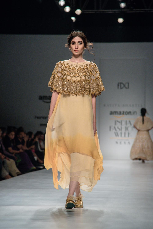 Kavita Bhartiya FDCI Amazon India Fashion Week Spring Summer 2018 Look 5