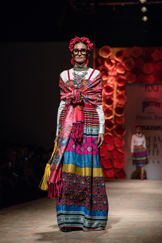 Payal Jain FDCI Amazon India Fashion Week Spring Summer 2018 0