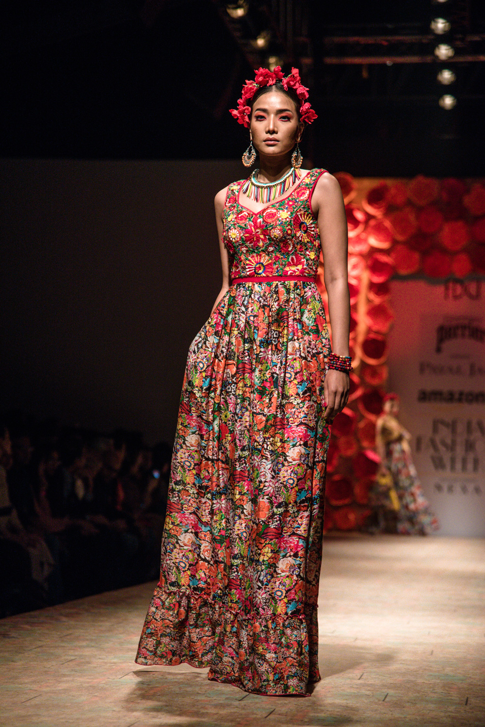 Payal Jain FDCI Amazon India Fashion Week Spring Summer 2018 Look 7