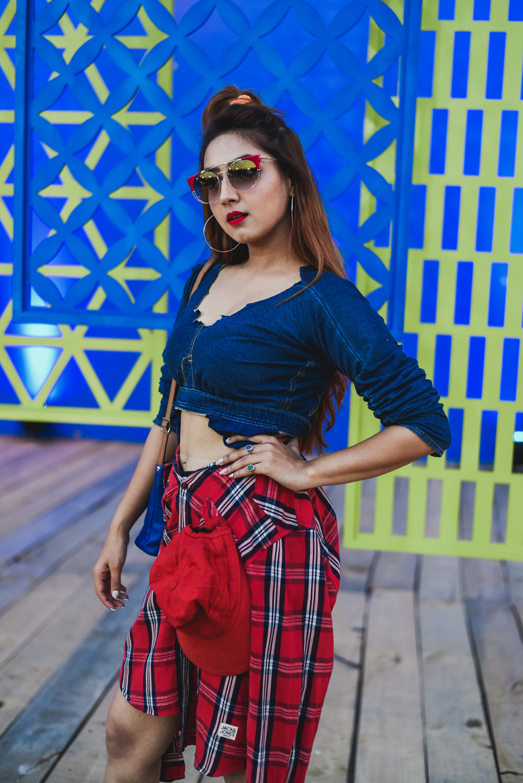 Street Style Amazon India Fashion Week Spring Summer 2018 - Zardozi