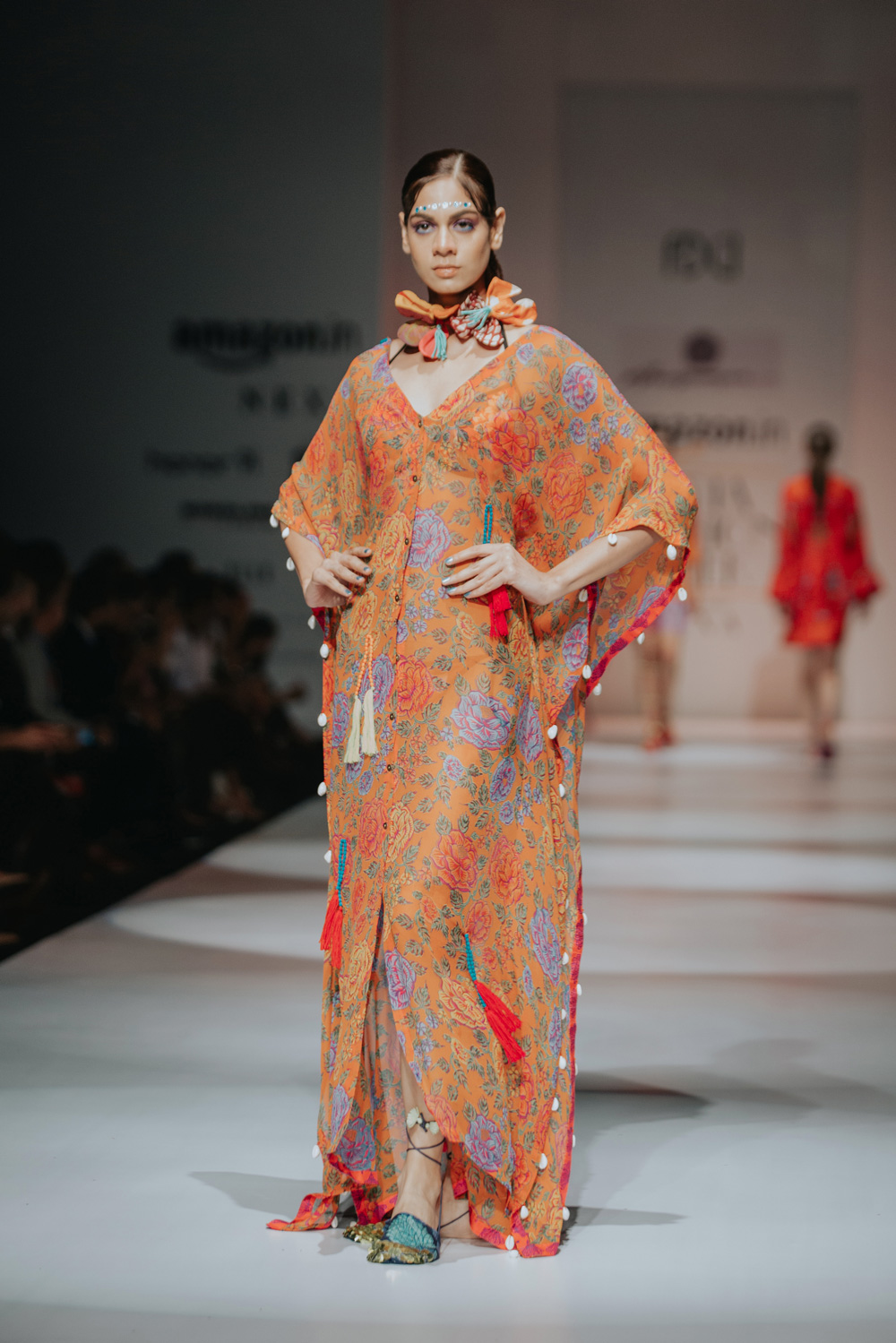 Anupamaa by Anupama Dayal FDCI Amazon India Fashion Week Spring Summer 2018 Look 3