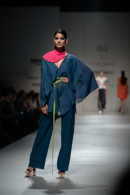Wendell Rodricks FDCI Amazon India Fashion Week Spring Summer 2018 Look 6