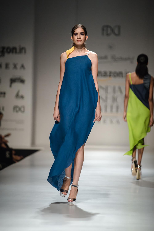 Wendell Rodricks FDCI Amazon India Fashion Week Spring Summer 2018 Look 8