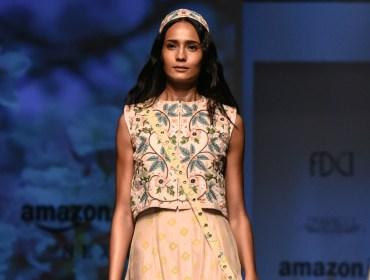 Pinnacle by Shruti Sancheti FDCI Amazon India Fashion Week Spring Summer 2018 Featured