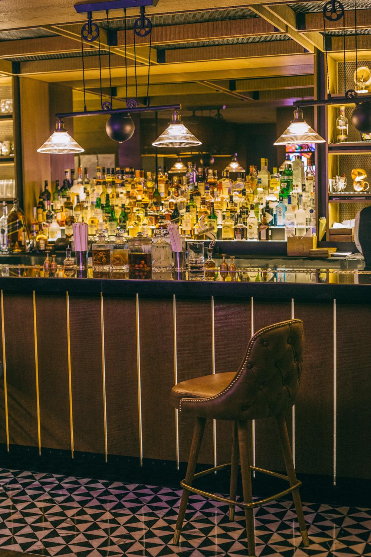 Shangri-la New Delhi Grappa Bar
