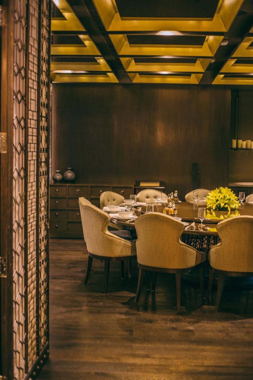 Shangri-la Shangs Palace Dining Room