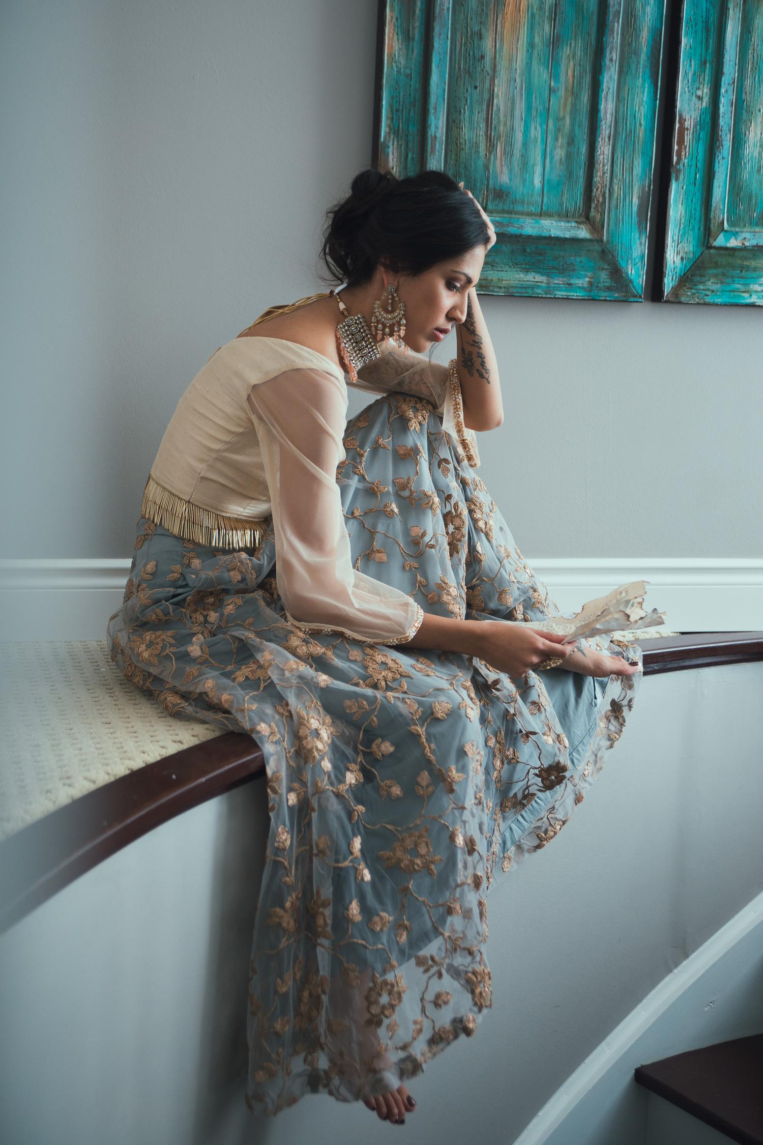 Beauty Reincarnated Editorial by Poppy Lane Banglez 1