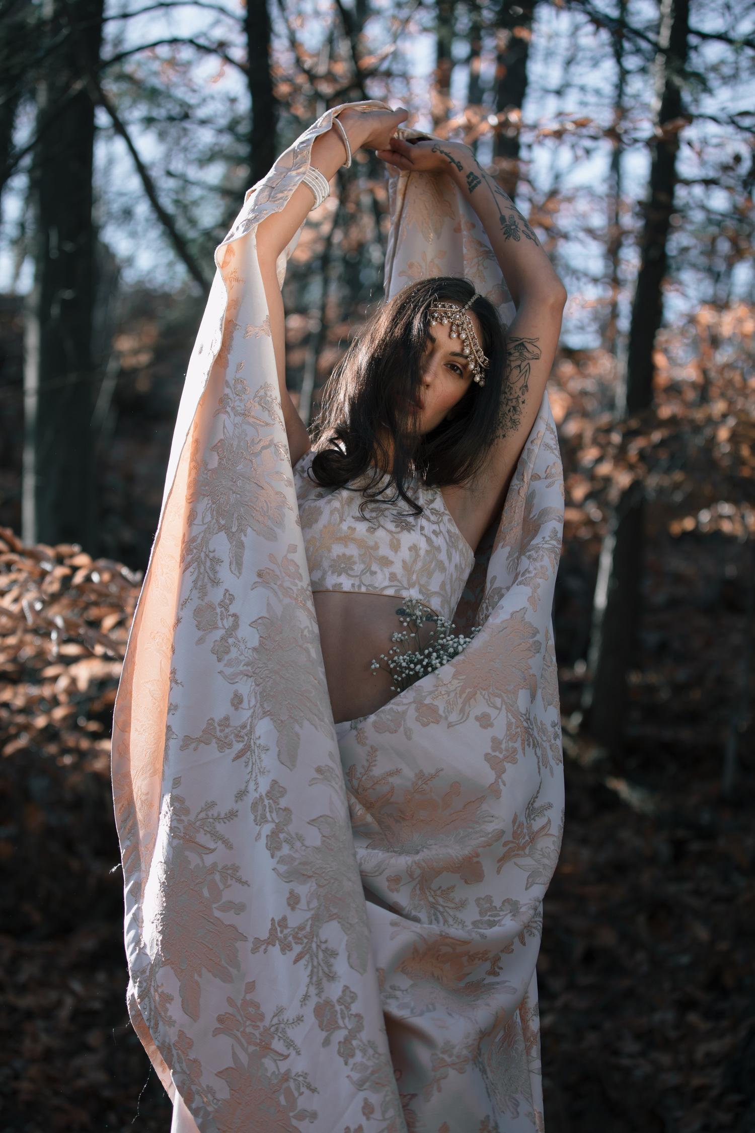 Beauty Reincarnated Editorial by Poppy Lane Banglez 17