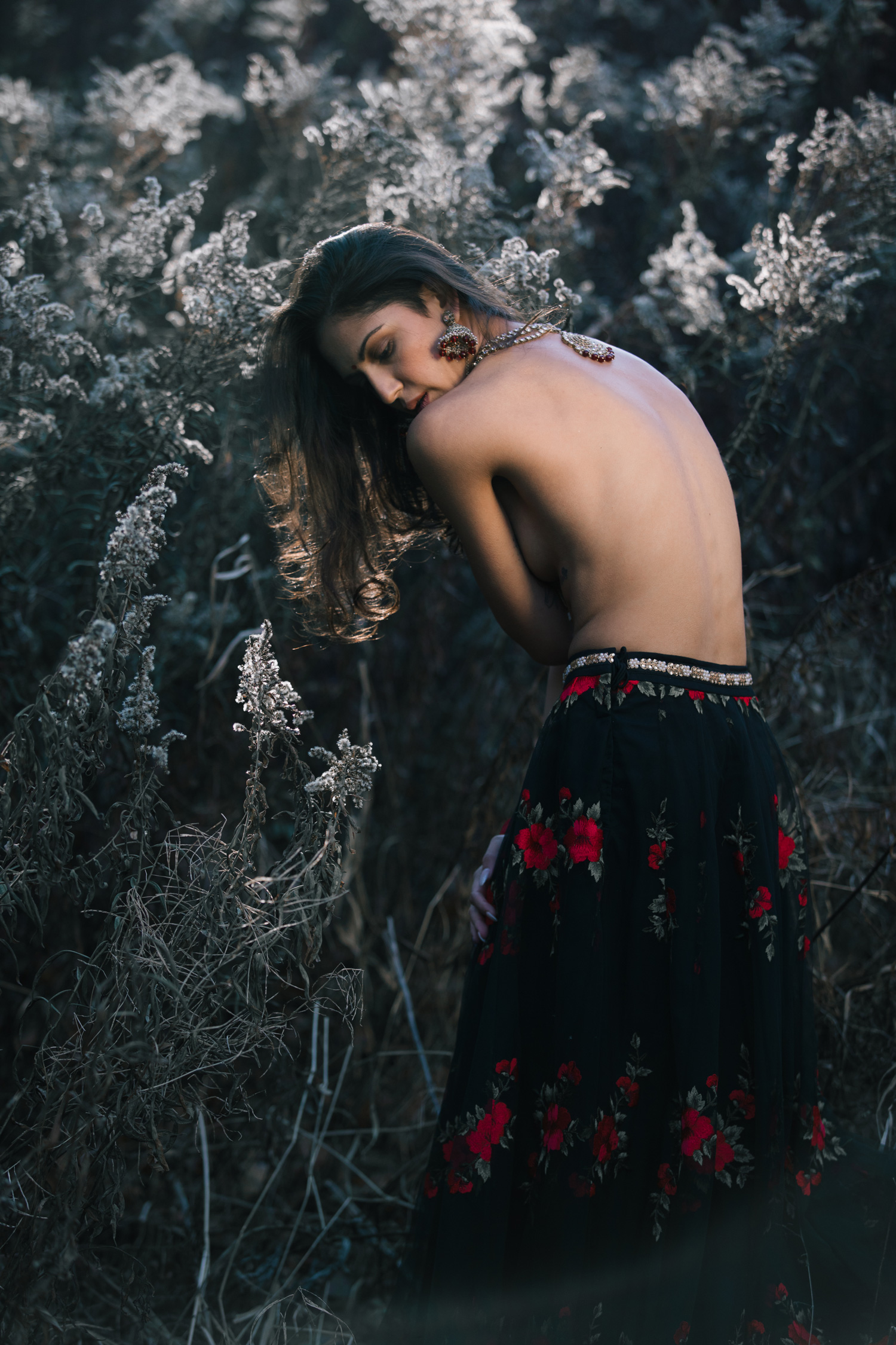 Beauty Reincarnated Editorial by Poppy Lane Banglez 23