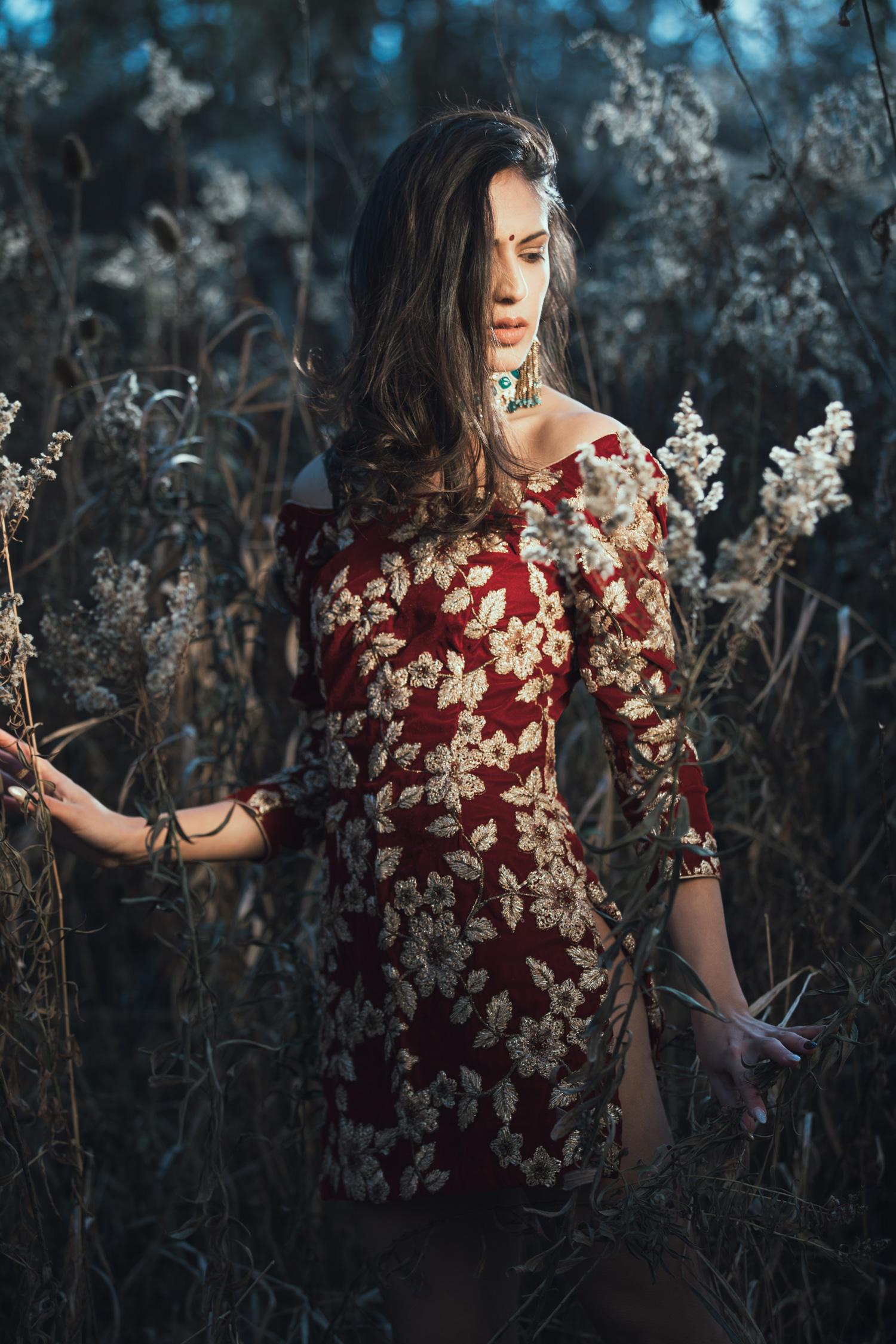 Beauty Reincarnated Editorial by Poppy Lane Banglez 25