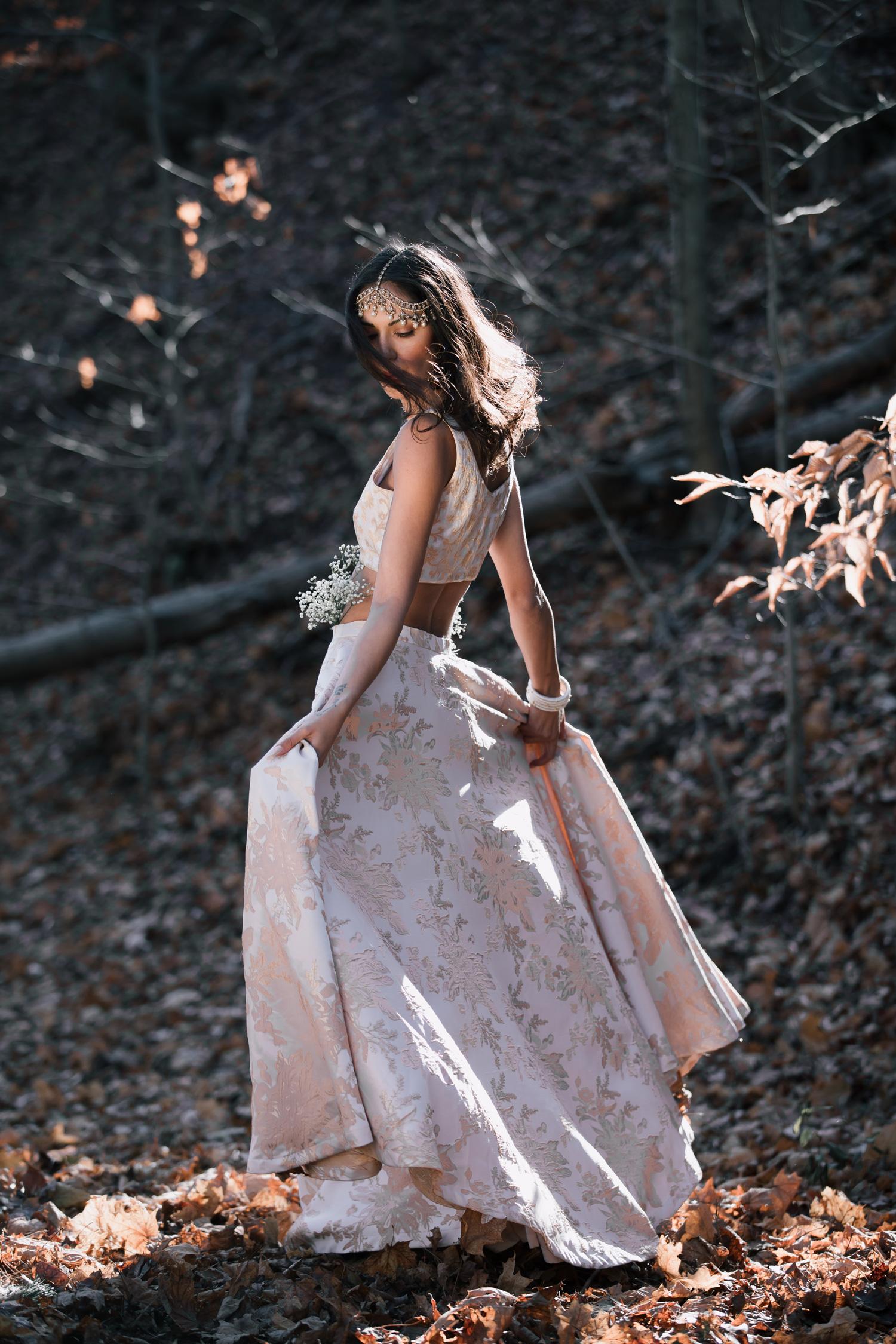 Beauty Reincarnated Editorial by Poppy Lane Banglez 6
