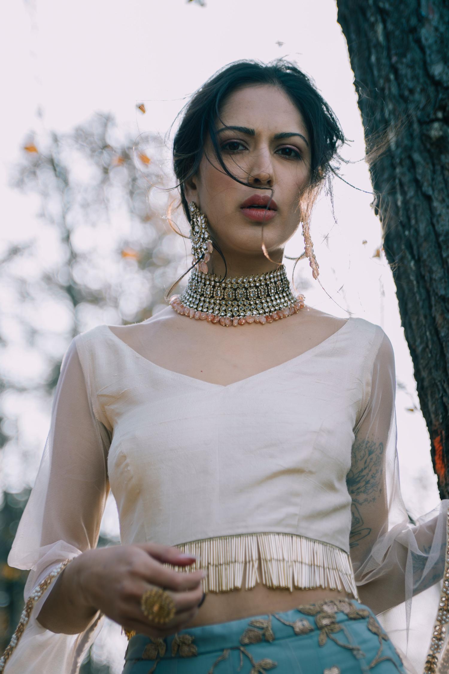 Beauty Reincarnated Editorial by Poppy Lane Banglez 7