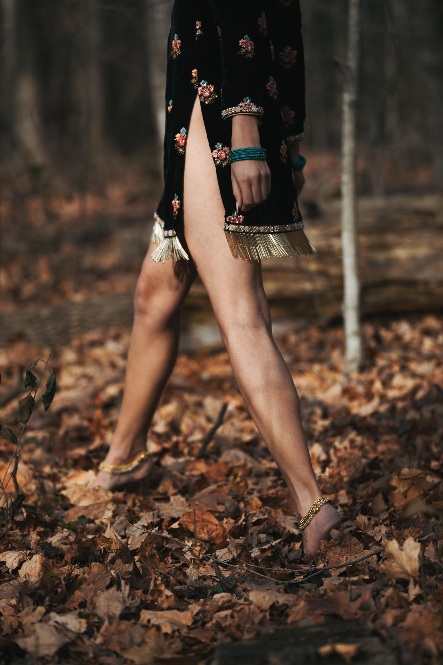 Beauty Reincarnated Editorial by Poppy Lane Banglez 9