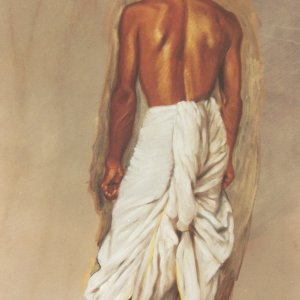 Dhoti Study