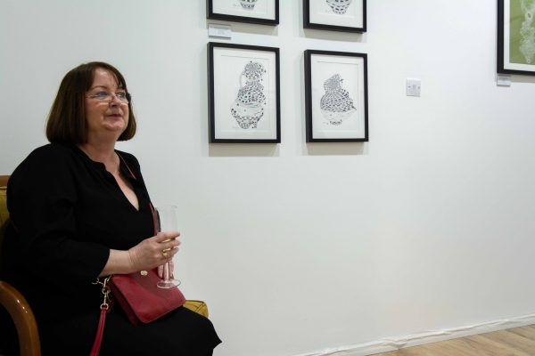 Marian Fannon Christian Tying Secrets to Poetry 18 February – 8 March 2019