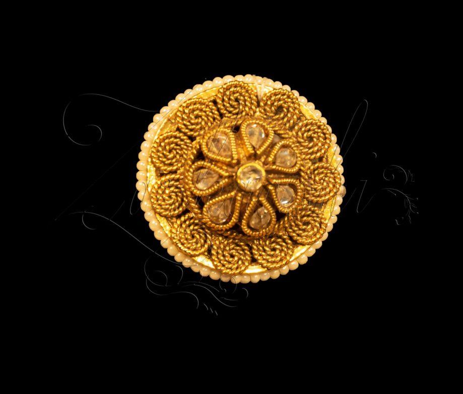 Antique Polki Ring