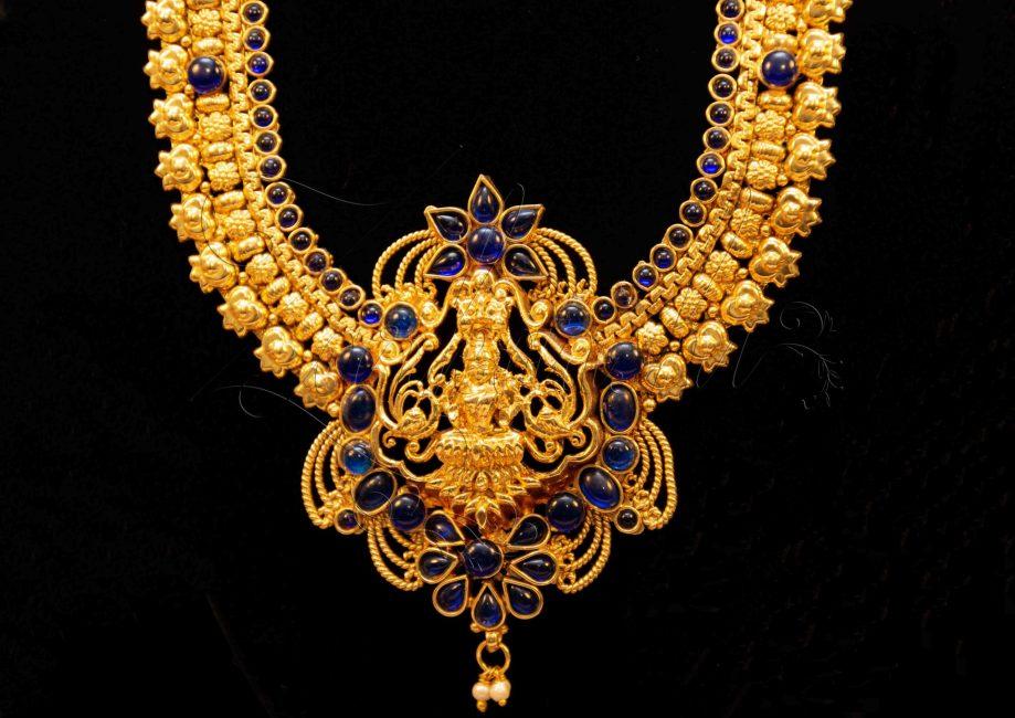 Temple Harem Necklace Set