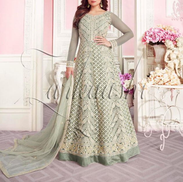 Graceful Wedding Dress