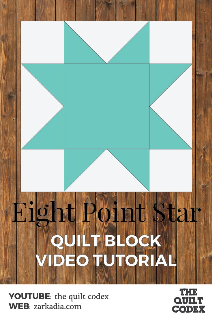 Eight Point Star