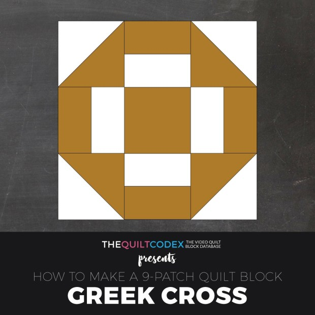 Greek-cross-quilt-block