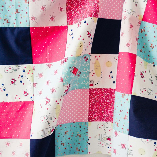 square quilts no 4