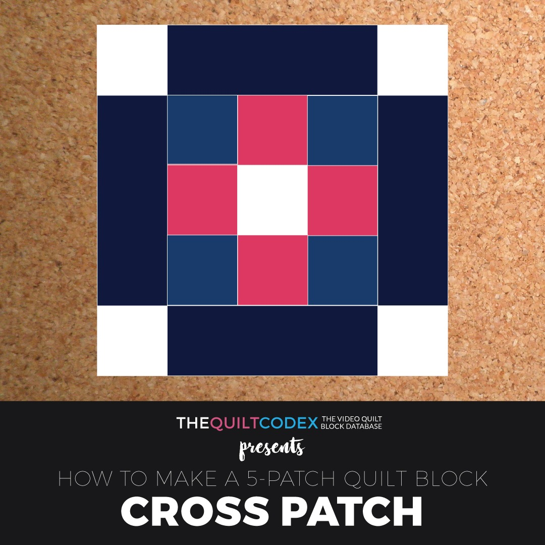 Cross-Patch-quilt-block