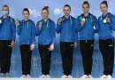 Чемпіонат Європи: Вперше в історії українські гімнастки виграли золото  в командній першості