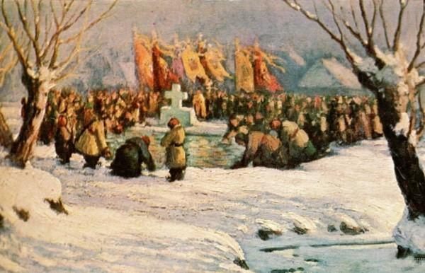 Чи купалися українські козаки в ополонці, історик розкрив особливості традиційного Водохреща:  Як святкували Йордана вдавнину