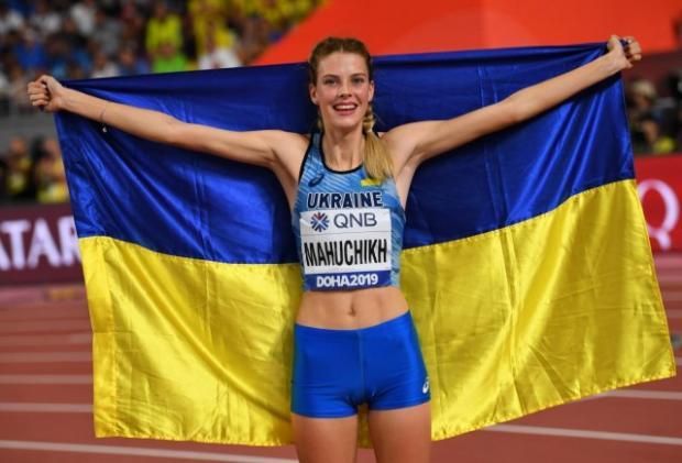 """""""Золото"""" на Чемпіонаті Європи з легкої атлетики завоювала чарівна українка"""