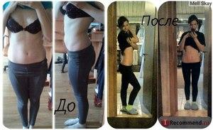 сбрось лишний вес ускорь метаболизм джиллиан убрать живот за 6 недель