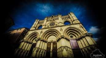 Catedral de la ciudad de Cuenca