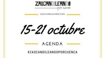 Planes en Cuenca del 15 al 21 de octubre de 2015