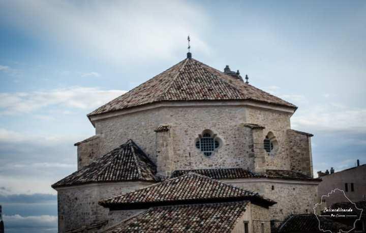 Iglesia de San Pedro en Cuenca