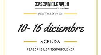 Agenda de Cuenca del 10 al 16 de diciembre 2015